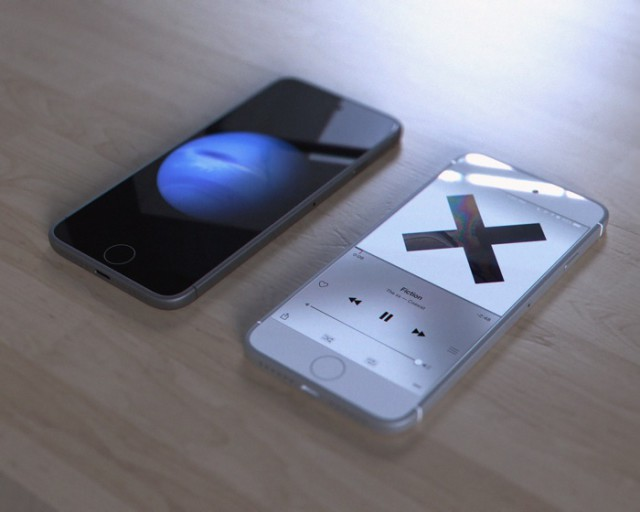 Concept iPhone 7 Arthur : image 1