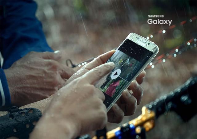 Conférence Galaxy S7
