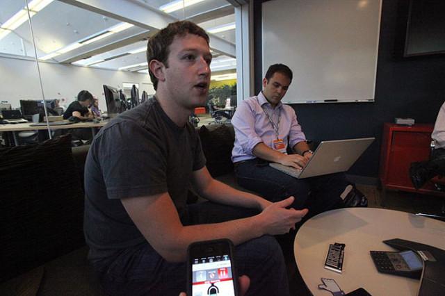 Daech Zuckerberg