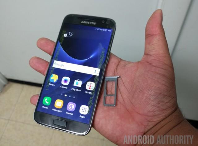 Vidéo Galaxy S7 : image 1