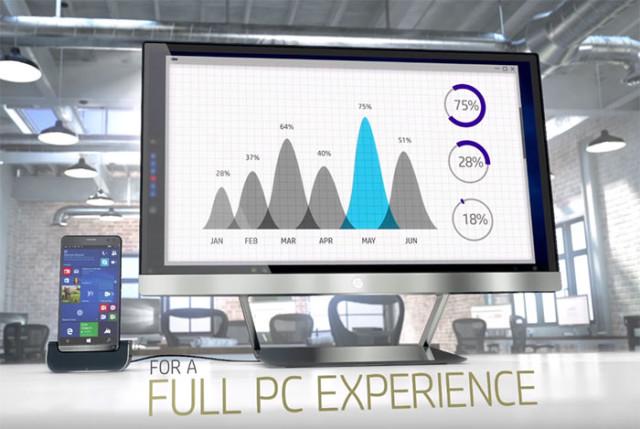 HP Elite x3 : image 1