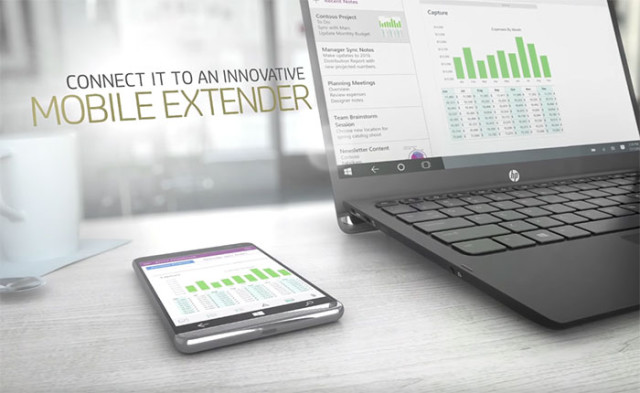 HP Elite x3 : image 2