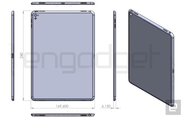 Schémas iPad Air 3 : image 2