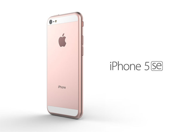 Concept iPhone SE : image 1