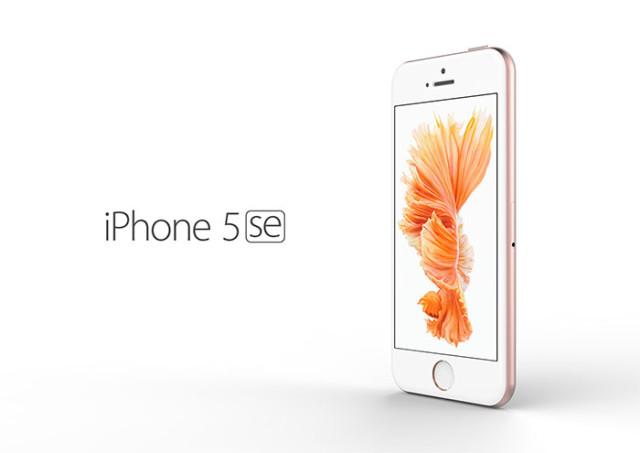 Concept iPhone SE : image 2