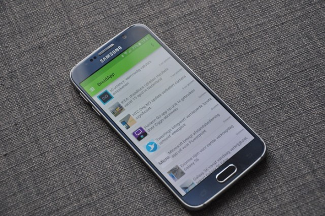 Leak Galaxy S7 Edge