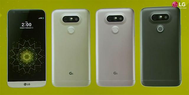 LG G5 : image 4