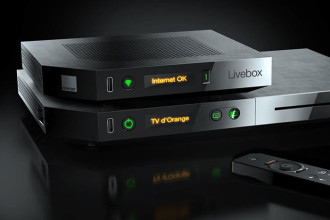 Nouvelle Livebox