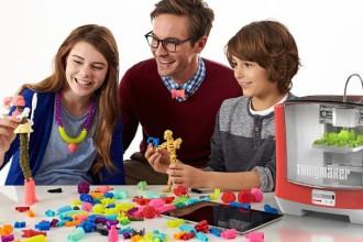 Imprimante 3D Mattel