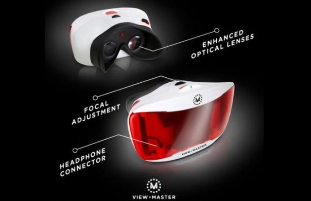 Mattel VR