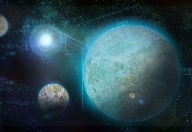 Traque Neuvième Planète