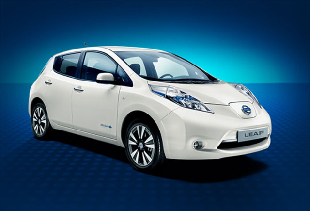 Nissan Leaf Hack