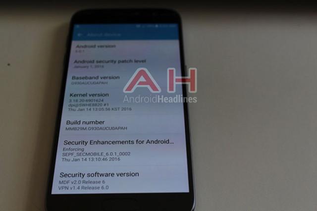 Photo Galaxy S7 : image 10