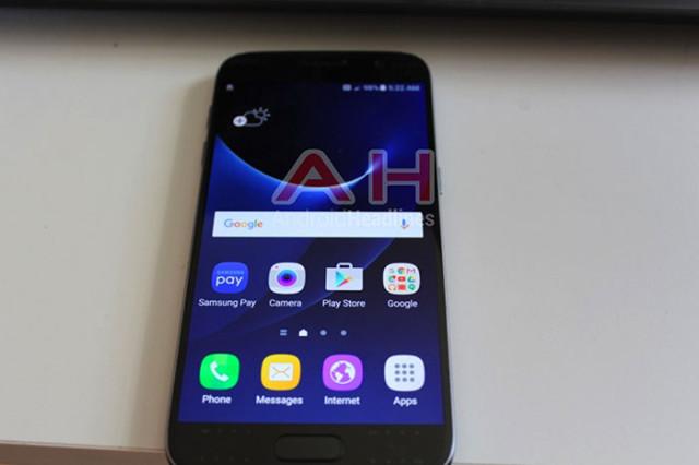 Photo Galaxy S7 : image 11