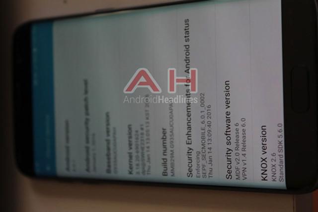 Photo Galaxy S7 : image 3