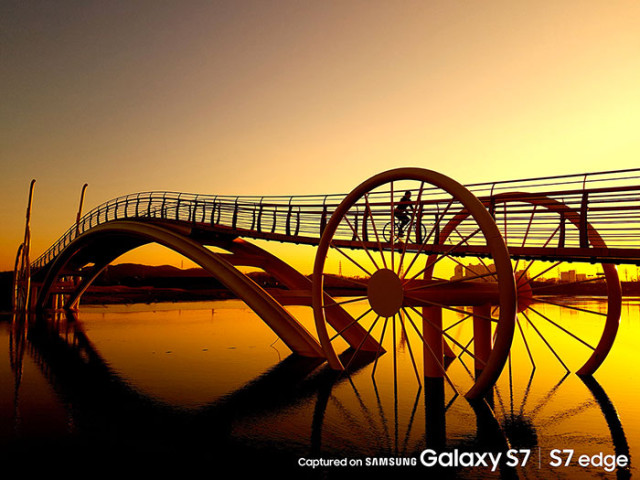 Photo Galaxy S7 : image 4