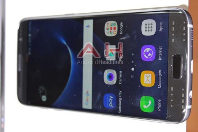 Photo Galaxy S7 : image 8