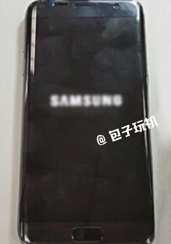 Galaxy S7 Edge black : photo 1
