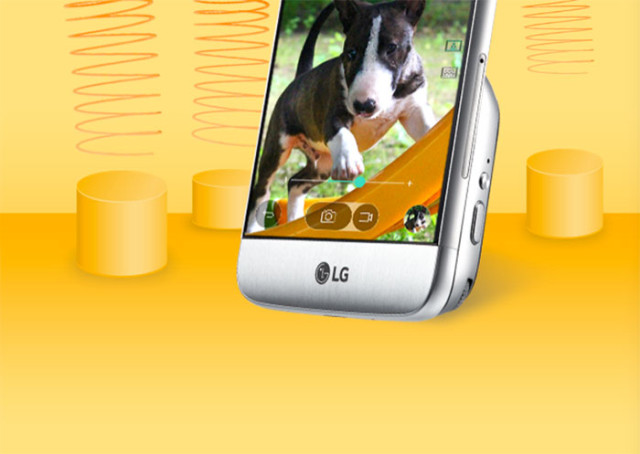 Prix LG G5