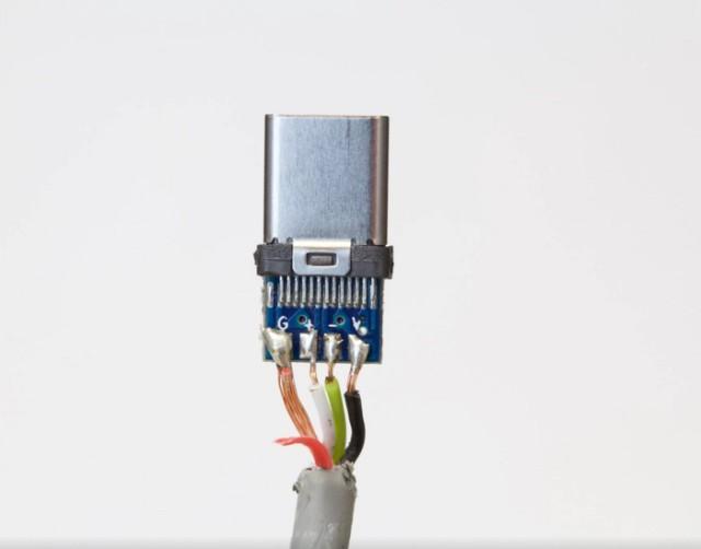 Câble USB Type-C pourri : image 2