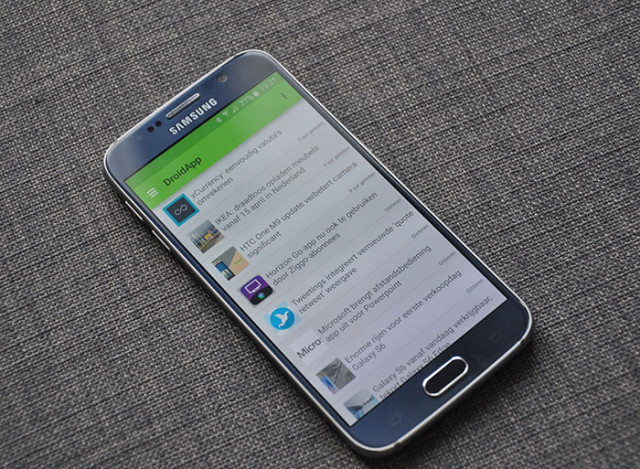 Réduction Galaxy S6