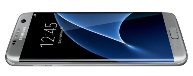 Rendu Galaxy S7 gris : image 2