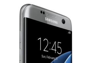 Rendu Galaxy S7 gris : image 1