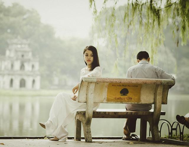 Effets rupture amoureuse