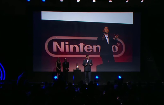 Satoru Iwata reçoit un Lifetime Achievement