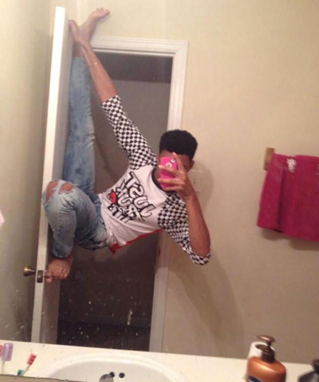 Selfie Bizarre 10