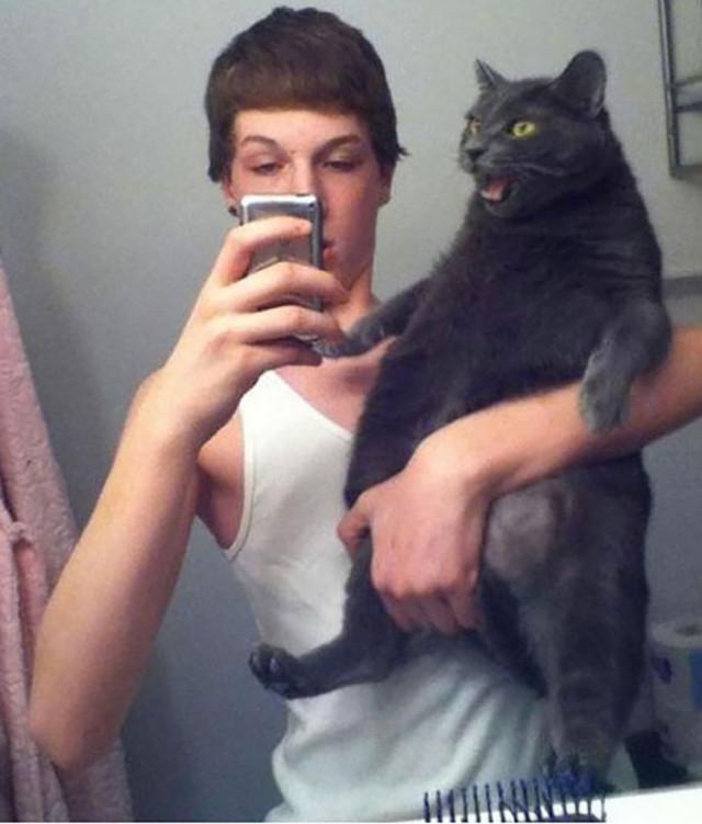 Selfie Bizarre 13