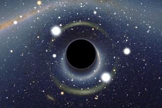 Explications trou noir