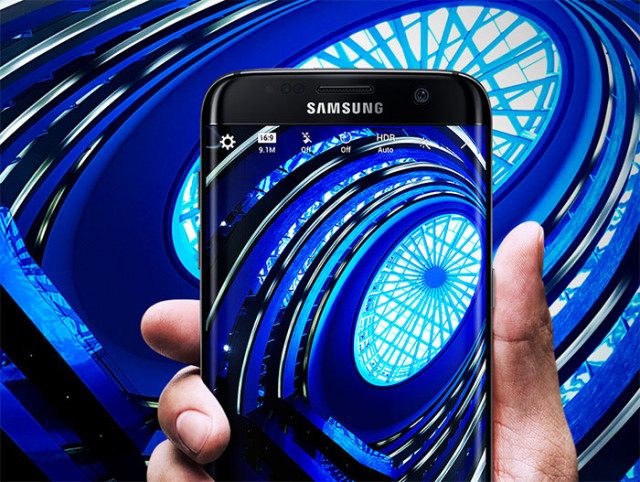 Vidéo Galaxy S7
