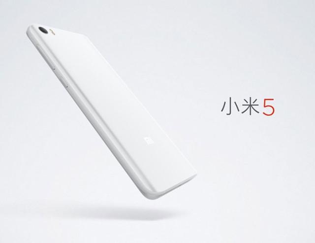 Xiaomi Mi5 : image 1