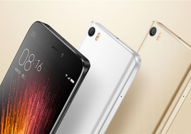 Xiaomi Mi5 : image 2