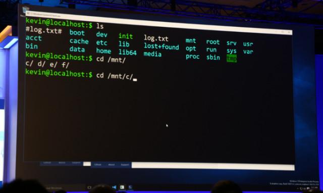 Ubuntu et Bash débarquent dans Windows 10 !
