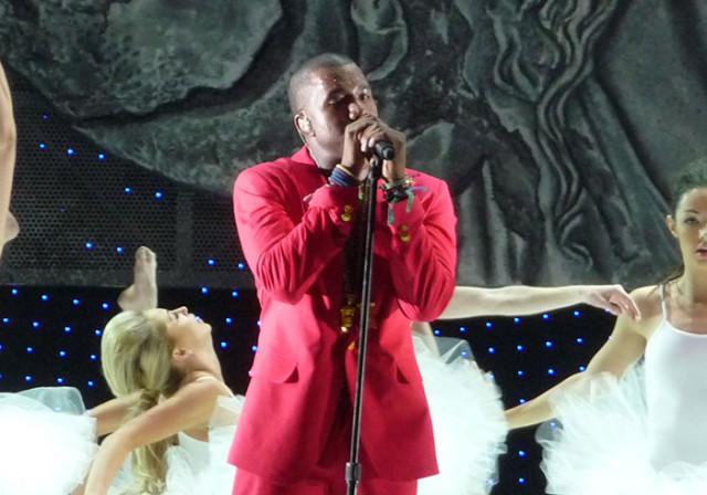 Blague Kanye West