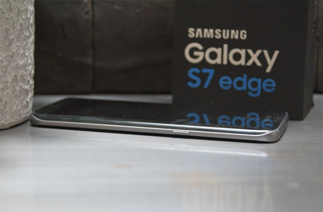 Déballage Galaxy S7 Edge : image 10