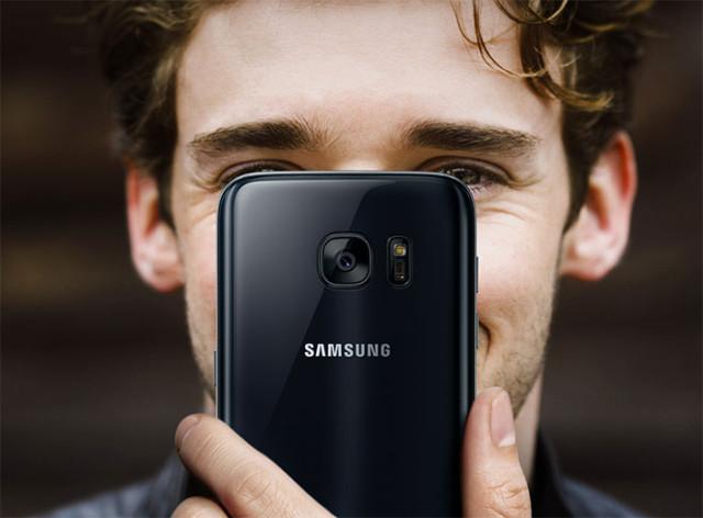 Ecran Galaxy S7