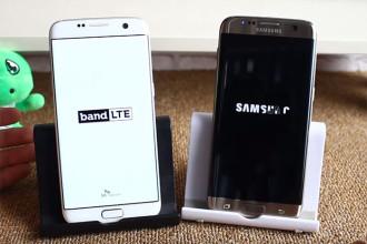 Comparo Galaxy S7