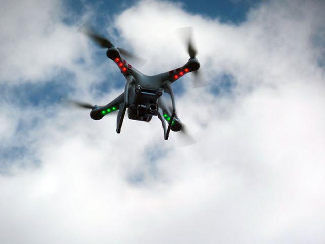 Hacker drones