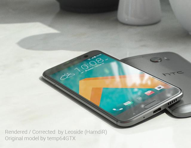 HTC 10 : concept 1