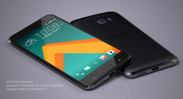 HTC 10 : concept 2