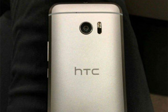 HTC 10 recto verso