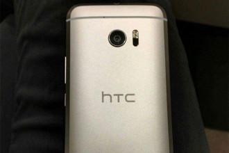HTC 10 recto verso