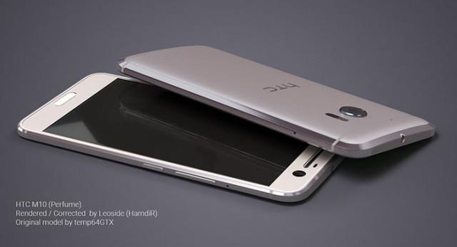 HTC 10 : concept 10