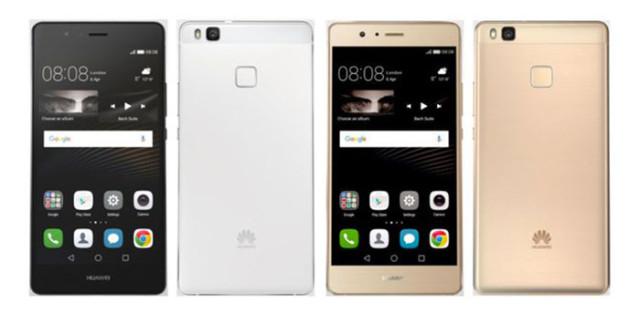 Rendus Huawei P9 Lite