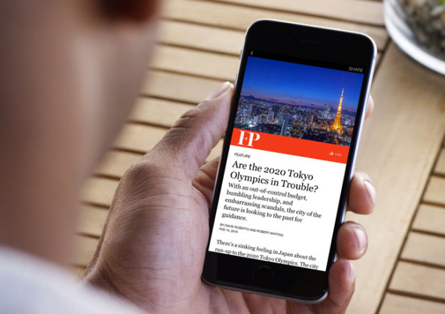 Instant Articles WordPress
