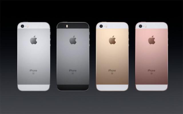 Photo iPhone SE 2