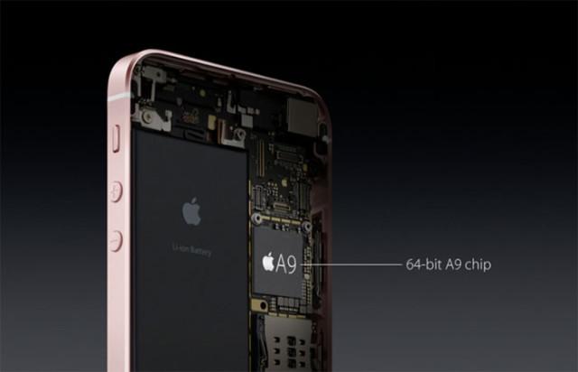 Photo iPhone SE 3